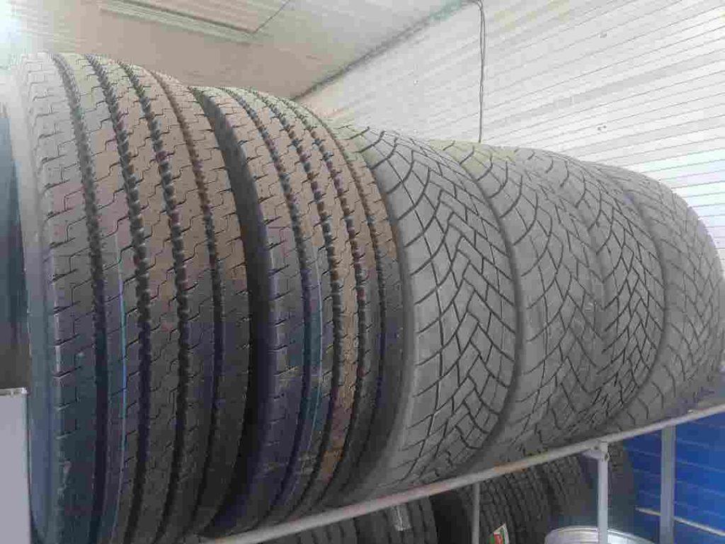 Нарезка протектора шин